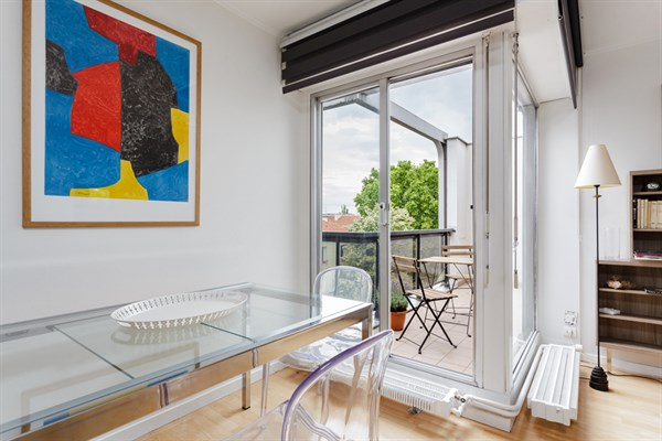 Nation magnifique appartement de 2 pi ces avec terrasse nation paris 12 me my paris agency - Location meublee temporaire paris ...