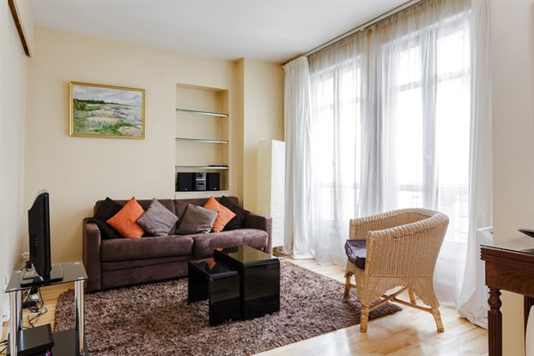 Le georges bel appartement de 3 pi ces pour 4 rue du for Appart hotel paris pour 5 personnes