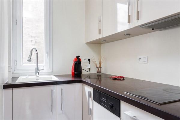 Balard bel appartement de 2 pi ces rue saint charles for Location meuble courte duree paris
