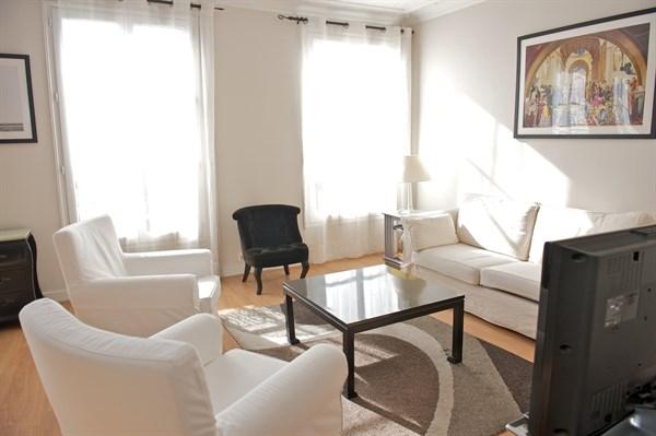 Blanche spacieux f2 de standing r nov blanche entre - Appartement de standing burgos design ...