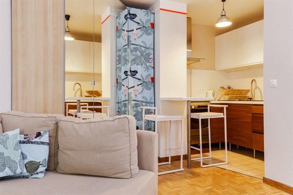 al sia studio moderne et refait neuf pour 2 deux pas de denfert rochereau paris 14 me my. Black Bedroom Furniture Sets. Home Design Ideas