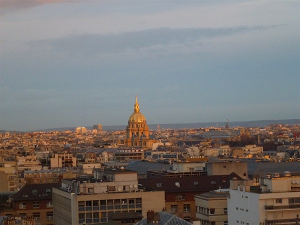 Le d me appartement familial de 2 chambres avec vue panoramique montparnasse paris 15 me - Location meublee temporaire paris ...