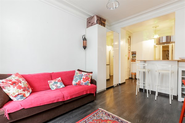 Stendhal superbe appartement de 2 pi ces en face de p re - Appartement meuble paris courte duree ...