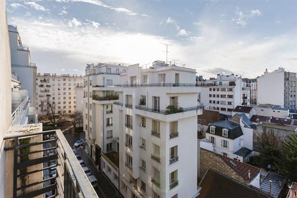 Exelmans superbe appartement de 2 pi ces l 39 allure moderne et design exelmans paris 16 me - Location meublee temporaire paris ...