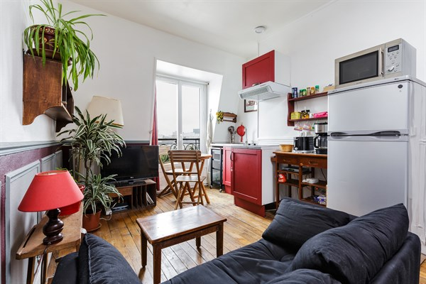 Location d 39 appartements courte dur e paris my paris agency - Location meuble strasbourg courte duree ...