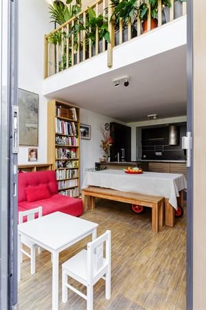 La verri re superbe maison de ville moderne avec 2 chambres louer en courte dur e gentilly - Maison 2 chambres a louer ...