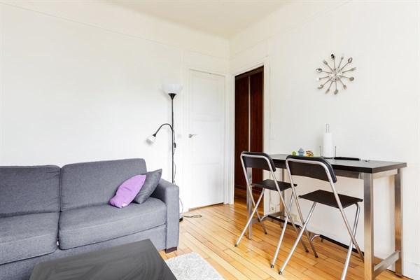 labrouste superbe studio lumineux r cemment refait neuf montparnasse paris 15 me my. Black Bedroom Furniture Sets. Home Design Ideas