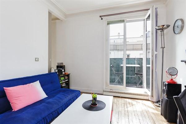 bel air bel appartement de 2 pi ces avec balcon filant pour 3 daumesnil paris 12 me my. Black Bedroom Furniture Sets. Home Design Ideas