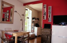 Location d'un appartement pour le weekend à Paris 15ème