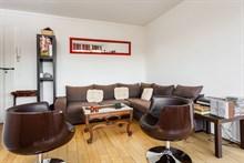 le repos splendide appartement de 2 pi ces pour 4 en. Black Bedroom Furniture Sets. Home Design Ideas