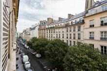 Le georges elegante appartamento per 4 persone con 3 for Hotel zona marais parigi