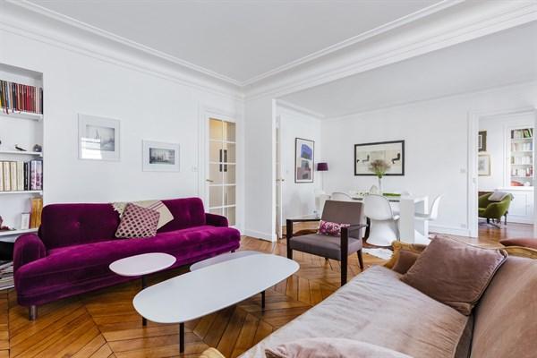 Chez christine spazioso appartamento di 2 stanze per 2 for Stanze arredate