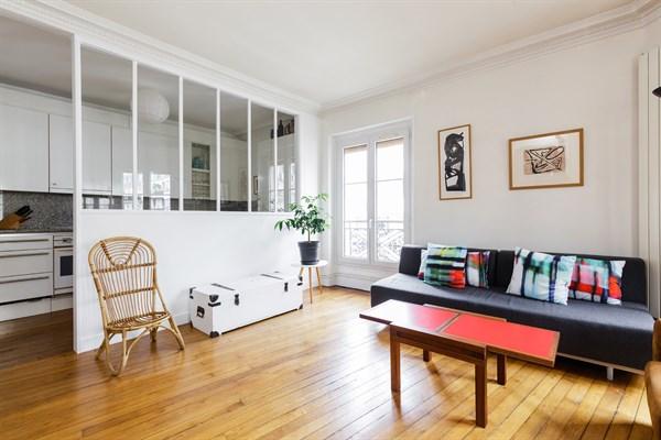 wattignies elegante appartamento di 3 stanze arredate
