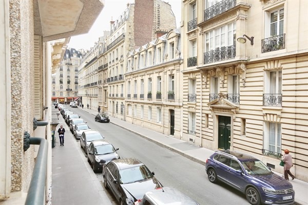 Ranelagh lussuoso appartamento per 4 persone 2 camere for Quartiere moderno parigi