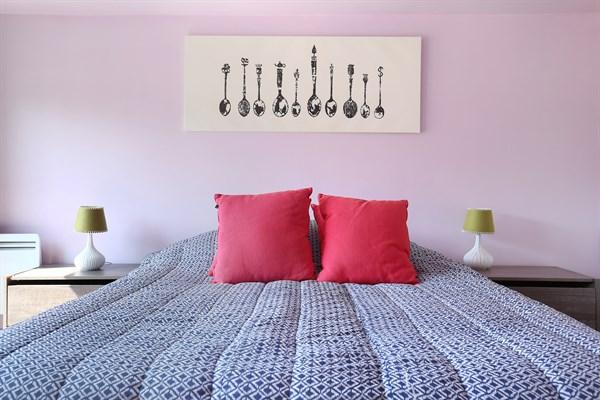 Laugier appartamento moderno e raffinato di 100 m2 con 2 for 2 piani di camera da letto