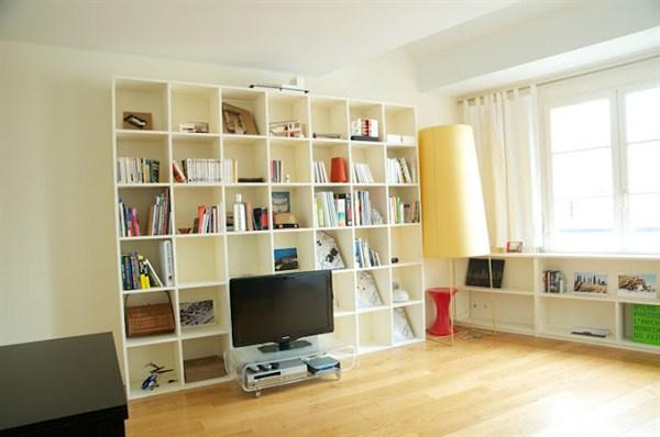 Puits d 39 amour magnifico appartamento di due piani di 65 for Appartamenti a due piani