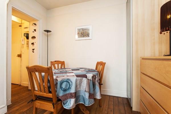 Studio 18 splendido appartamento per 2 a due passi da montmartre 18 distretto di parigi my - Posto letto parigi ...