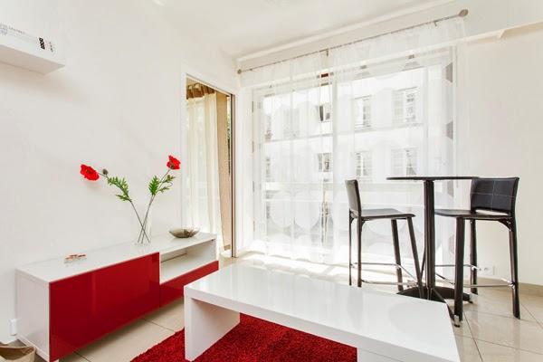 Chaligny superbo alloggio di due stanze con terrazza a for Appartamenti a parigi