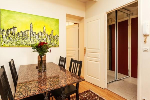 Les jules appartamento ideale per un soggiorno in coppia for Soggiorno a parigi