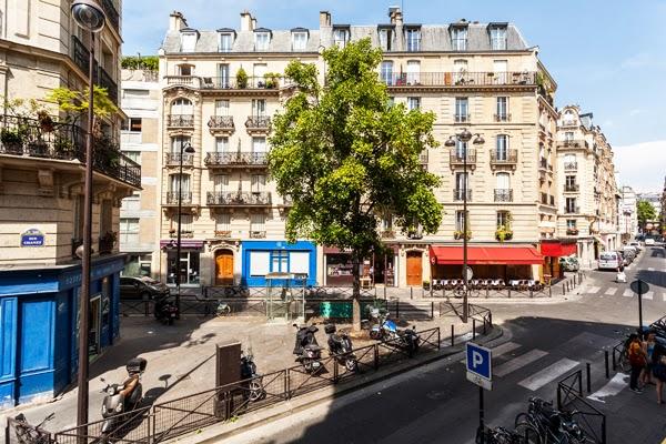 Les jules appartamento ideale per un soggiorno in coppia for Quartiere moderno parigi