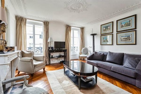 Le Georges - Elegante appartamento per 4 persone con 3 stanze in rue ...
