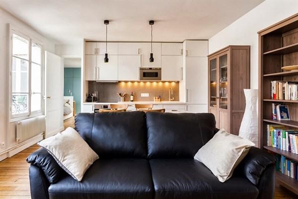 Goncourt - Splendido appartamento di 2 stanze dal design ...