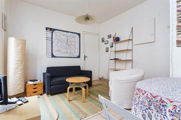 Paradis appartamento accogliente di due stanze per 2 o for Appartamenti a parigi