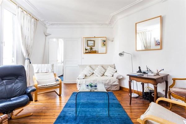 L Armorique Magnifico Appartamento Di Due Stanze Con Vista Sulla Torre Eiffel My Paris Agency