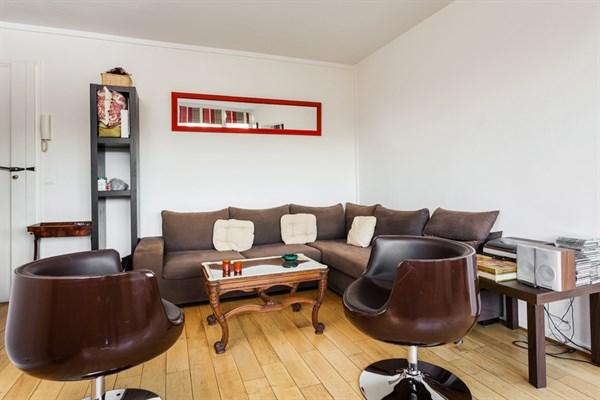 Le repos splendido appartamento di 2 stanze per 4 for Appartamenti a parigi