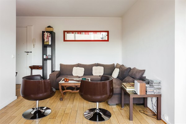 Le Repos - Splendido appartamento di 2 stanze per 4 persone, 20° arrondissement - My Paris Agency
