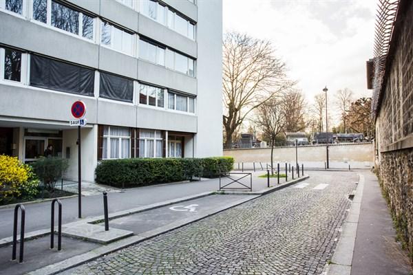 Le repos splendido appartamento di 2 stanze per 4 for Quartiere moderno parigi