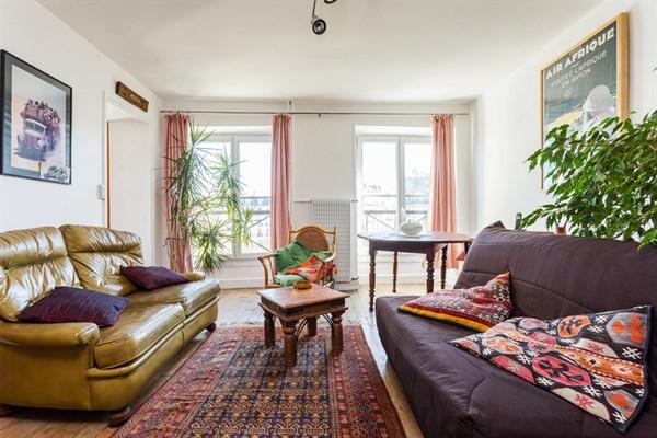 Le richard lenoir grande studio per 4 persone a for Appartamenti a parigi