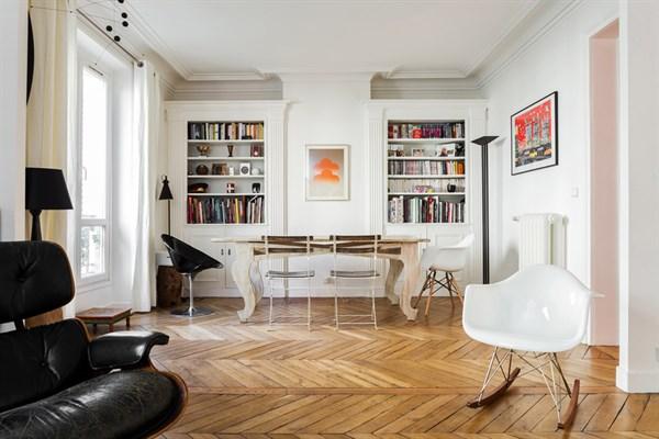 L 39 alma magnifico appartamento di due stanze a pont de l for Appartamenti a parigi