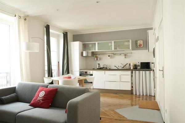 Commerce nuovo appartamento di due stanze a commerce 15 for Appartamenti a parigi