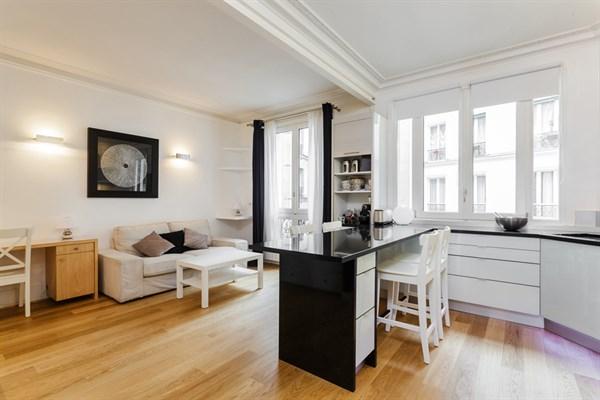 Le falgui re magnifico due stanze con balcone da for Appartamenti a parigi
