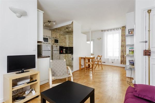 Pasteur nuovo appartamento di due stanze nel quartiere for Appartamenti a parigi