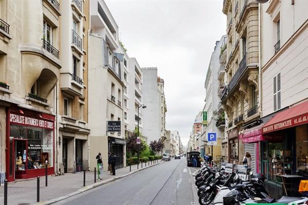Saint placide moderno appartamento di 23 m2 in zona for Quartiere moderno parigi