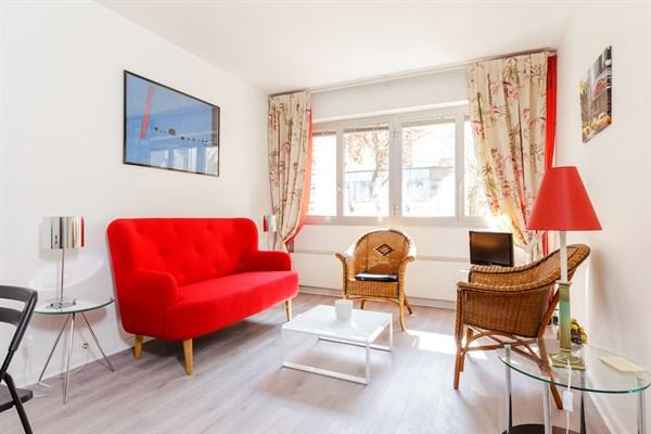 Le romain pratico appartamento di 2 stanze ideale per un for Quartiere moderno parigi